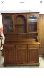 Ducal Solid pine Welsh dresser