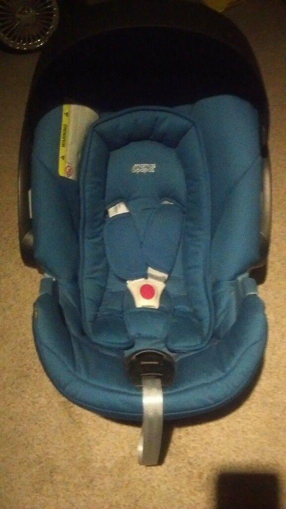 mama and papas baby car seat
