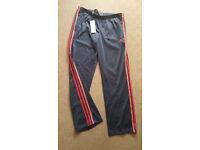 Genuine Adidas SMU PES Pants Urbansky/Brightcor size UK M