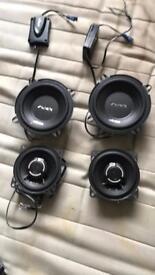 Vibe Car door speakers