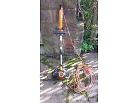 Worx WG118E 500W Corded grass trimmer