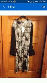 Bundle of trousers and dresses size 18 all new with tags