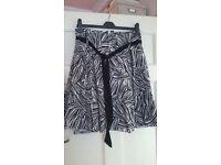 size 12 summer skirt £5