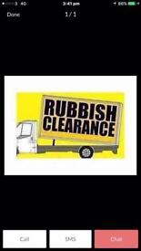MAN AND VAN HOUSE REMOVALS PACKING SERVICES FURNITURE REMOVALS OFFICE REMOVALS LARGE LUTON VAN 24/7