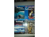 Assorted Travel Guide Bundle
