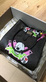 Genuine pauls boutique handbag brand new in box with charm