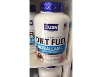 USN diet Fuel protein shake (meal replacement)