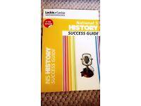 NAT 5 HISTORY SUCCESS GUIDE