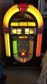 Wurlitzer jukebox plays 45 excellent condition
