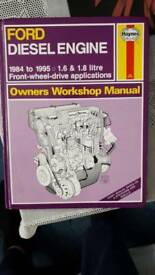 Haynes ford diesel engine manual
