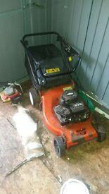 Castel garden lawn mower