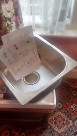 NEW Steel Sink for sale