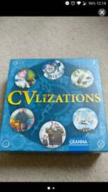 Cvlizations board game from granna