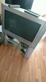 TV and unit PRICEDROP