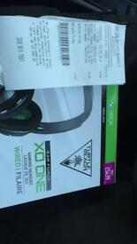 Xbox one headset brand new never been on