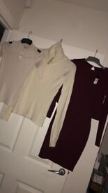 SIZE 8 BRAND NEW RIVER ISLAND/NEW LOOK