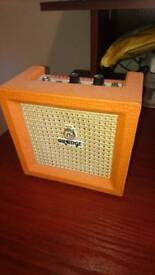 Orange crush 3W practice amp