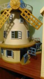 Slyvanian wind mill