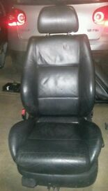 2001 VW GOLF LEATHER SEATS & DOOR CARDS