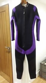 New Northern Diver Omega scuba diving women's wetsuit 5mm size 14