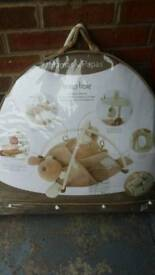 Mamas & papas playmate in packet £10
