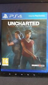 UNCHARTED PS4 - The Lost Legacy