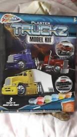 Truckz modelling kit
