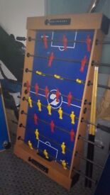Foosball Table, Mini Pool and Snooker combo