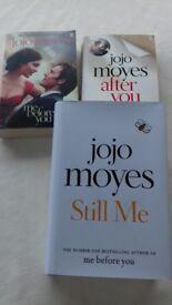 3 jojo moyes books