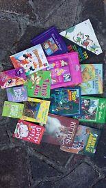 Huge selection of 16 children books Hardcover