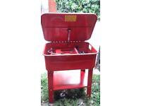 Parts washer degreeser 240v