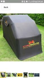 Motorcycle Protection Tent / Cover