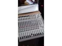 Wharfedale R2004 mixing desk