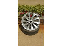 For sale brand new Volkswagen Scirocco Alloy Rim