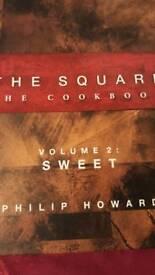 The square volume 2