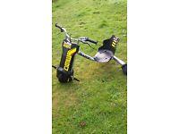 Razor 360 power rider electric trike