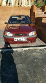 Ford fiesta 1.2 5 door