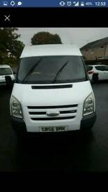 Ford transit 2006 £1700 quick sale final price may swap for larger van