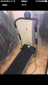 Very good condition treadmill