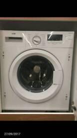 Logik 8kg integrated washing machine