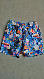 Boys swim shorts - NEW - Marks and Spencer Age 9-10
