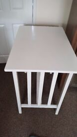 White table Made in Malesia