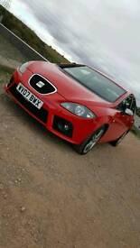 Seat Leon 2.0 litre tdi fr 170bhp standard