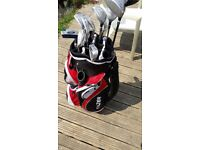 LH Ram Golf Clubs plus Fazer bag
