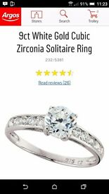 9ct ring size p