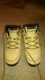 Boys size 1 firetrap boots