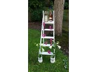 Wedding display ladders
