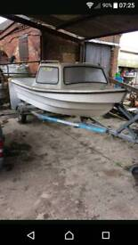 Wanted - small boat (project)