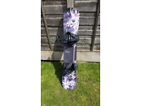 Snowboard for sale - £40