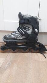 Roller blades size 8